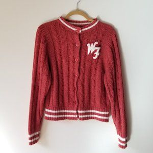 Wildfox Couture True Star School House Cardigan